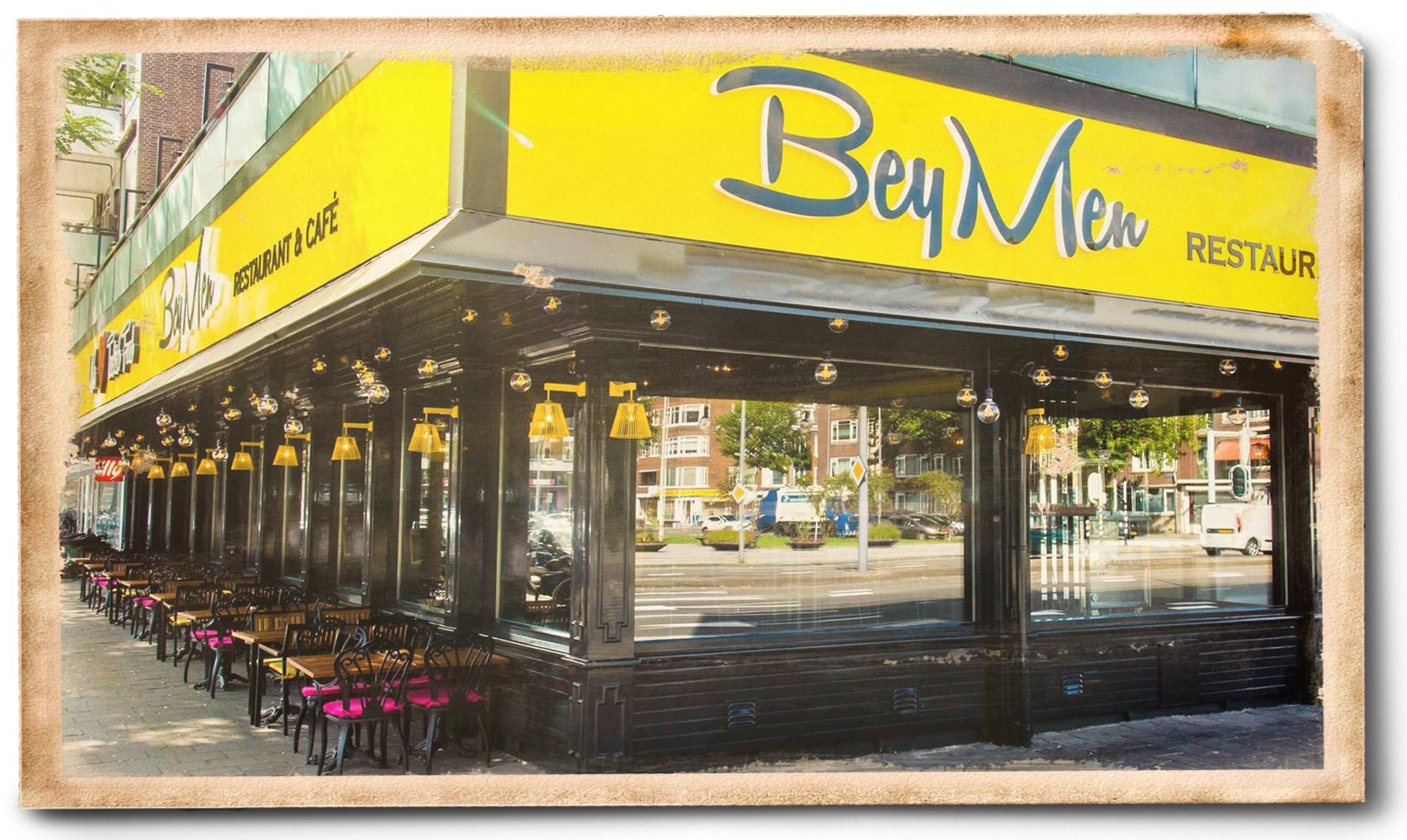 Beymen rotterdam turks restaurant rotterdam for Turkse restaurant amsterdam west